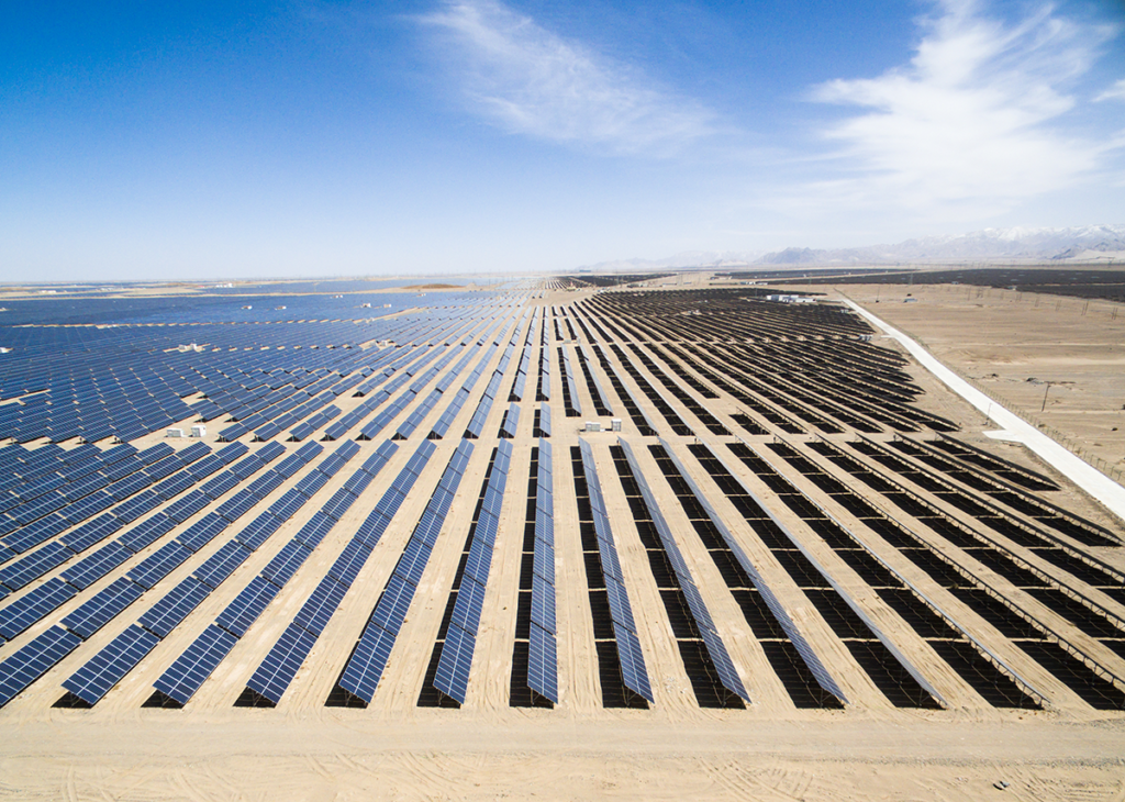 Solar Freilandanlage beraten