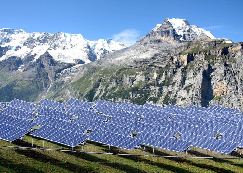Solar Freilandanlage planen