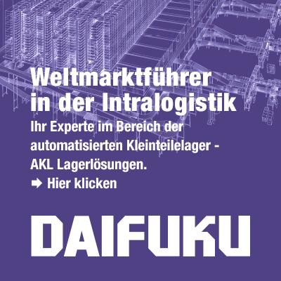 Daifuku Lagerlösungen - AKL - Automatisiertes Kleinteile-Lager