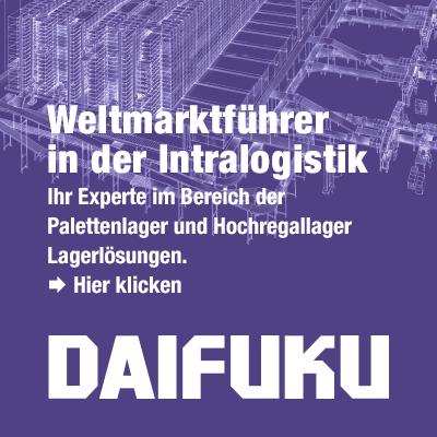 Daifuku Lagerlösungen - Palettenlager - Hochregallager