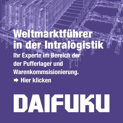 Daifuku Lagerlösungen - Pufferlager
