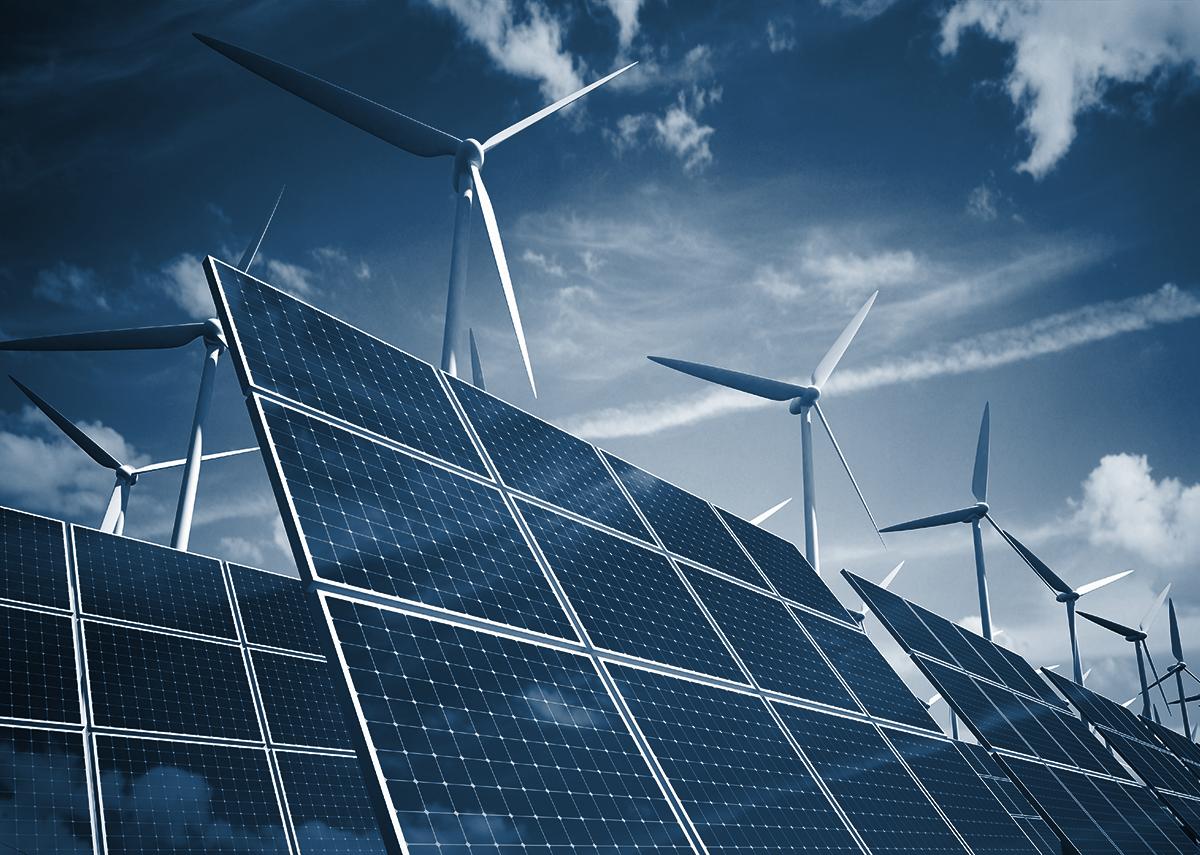 Die Zukunft von Wind und Solar sind Infrastrukturprojekte