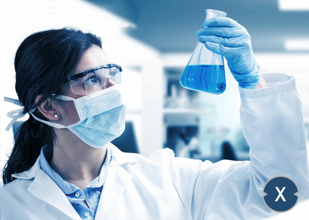 Pharmalogistik - Spezial-Teilgebiet der Logistik und Intralogistik - Bild: Xpert.Digital / paulista|Shutterstock.com