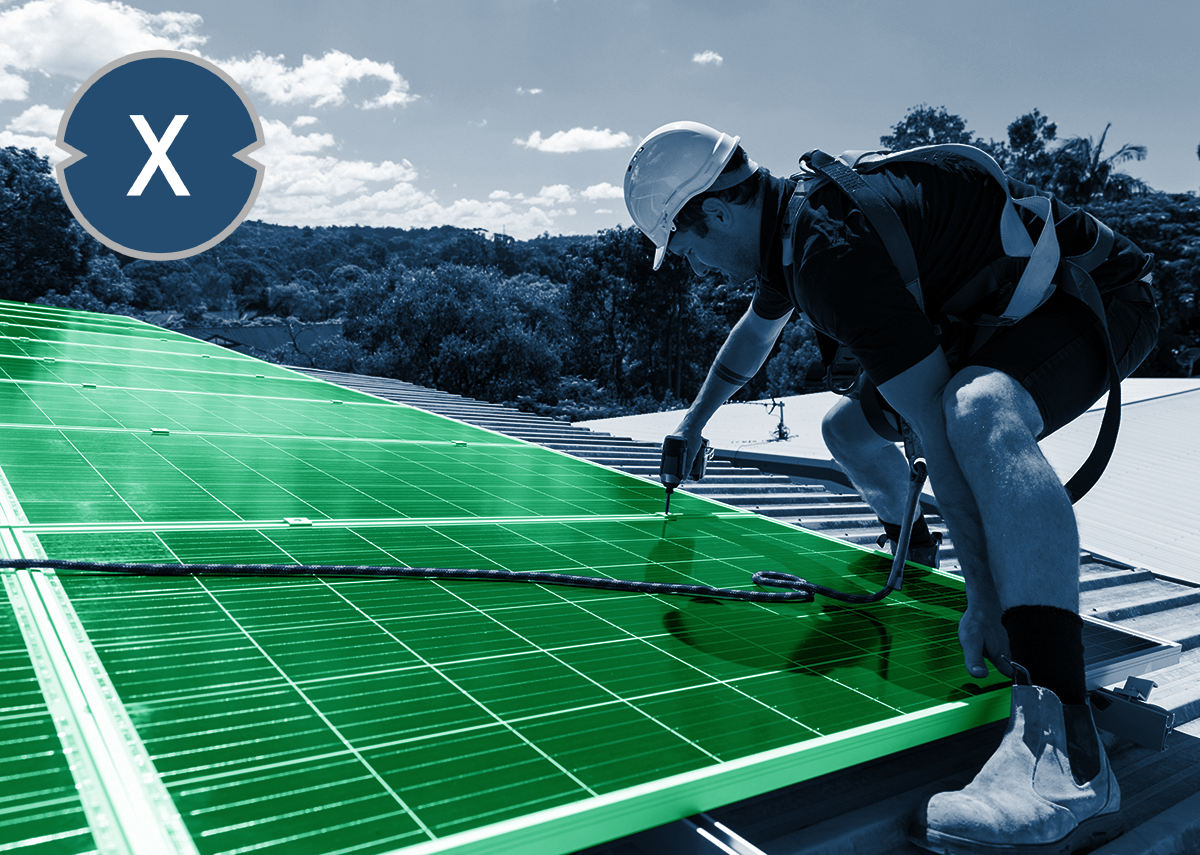 Beratung, Planung und Umsetzung für den Aufbau einer Solaranlage