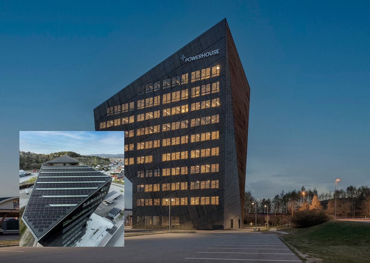 CO2-neutrales Gebäude