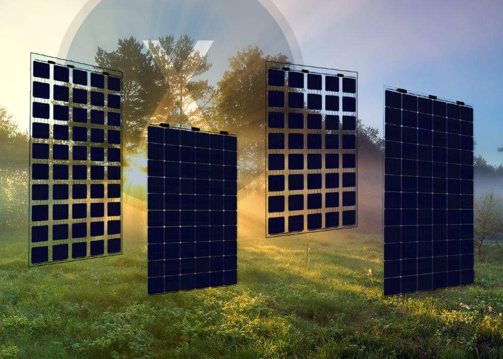 Transparente Doppelglas / Glas-Glas Solarmodule mit Zulassung für Überkopfinstallationen