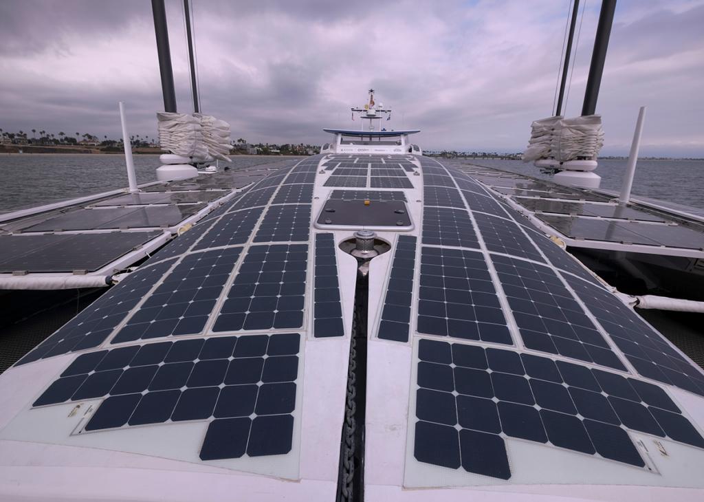 Wasserstoffschiff Energy Observer