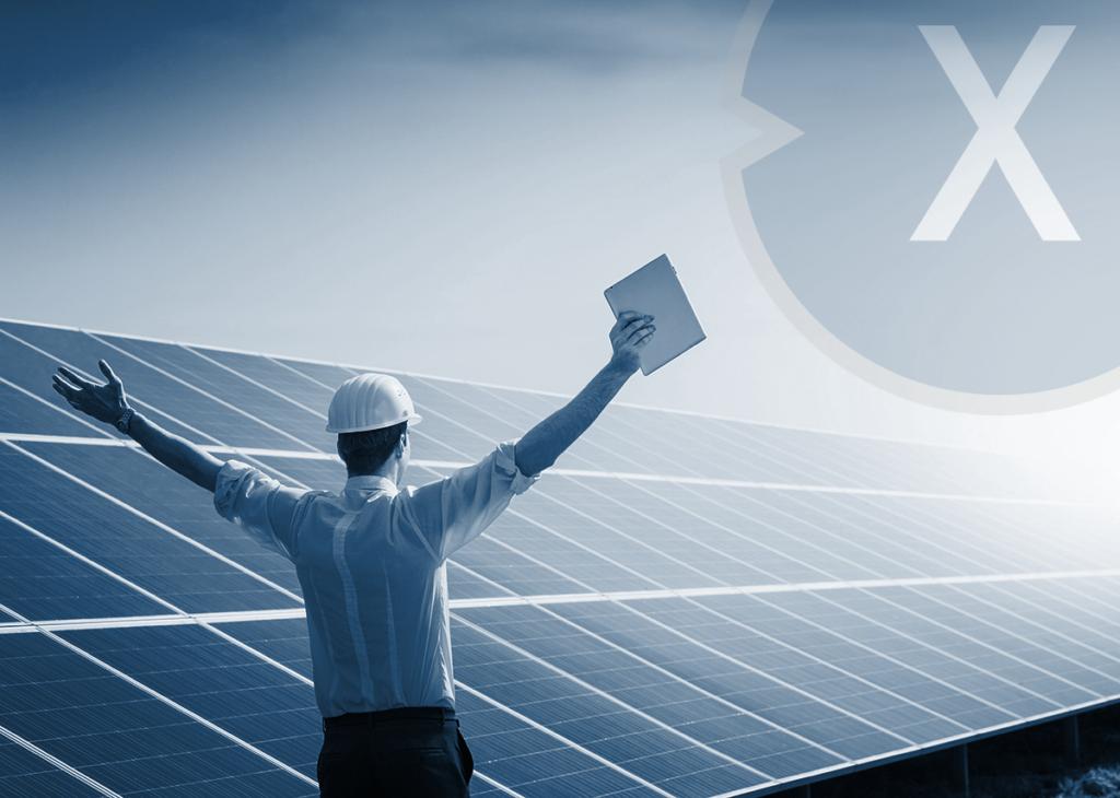 Sonnenenergie Nutzung durch Solaranlagen